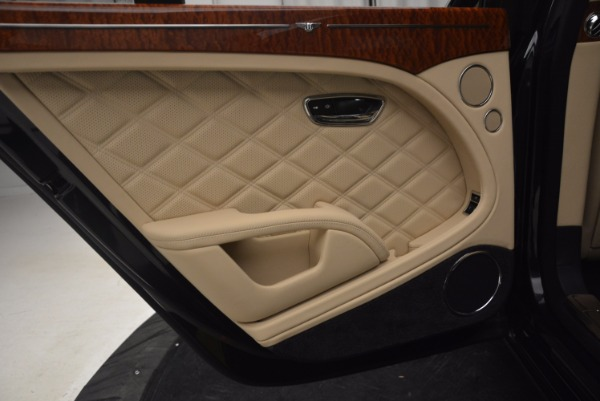 Used 2016 Bentley Mulsanne for sale Sold at Rolls-Royce Motor Cars Greenwich in Greenwich CT 06830 27