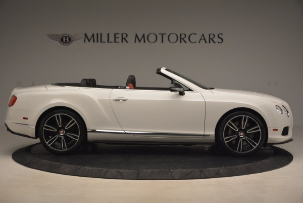 Used 2013 Bentley Continental GT V8 for sale Sold at Rolls-Royce Motor Cars Greenwich in Greenwich CT 06830 10