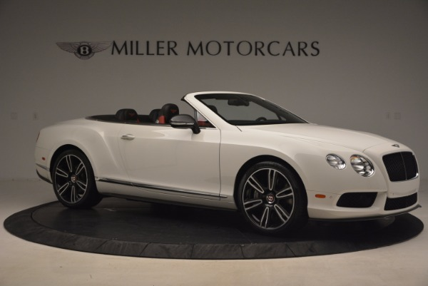 Used 2013 Bentley Continental GT V8 for sale Sold at Rolls-Royce Motor Cars Greenwich in Greenwich CT 06830 11