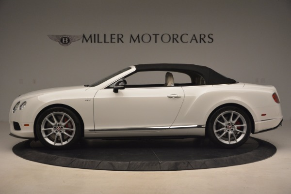 Used 2015 Bentley Continental GT V8 S for sale Sold at Rolls-Royce Motor Cars Greenwich in Greenwich CT 06830 16