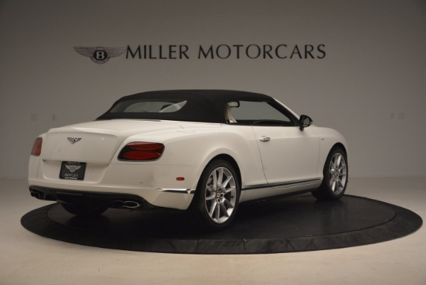 Used 2015 Bentley Continental GT V8 S for sale Sold at Rolls-Royce Motor Cars Greenwich in Greenwich CT 06830 21