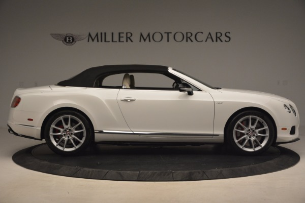 Used 2015 Bentley Continental GT V8 S for sale Sold at Rolls-Royce Motor Cars Greenwich in Greenwich CT 06830 22