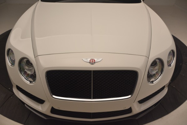 Used 2015 Bentley Continental GT V8 S for sale Sold at Rolls-Royce Motor Cars Greenwich in Greenwich CT 06830 24