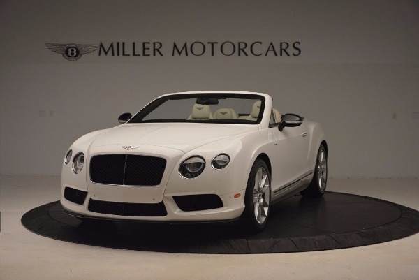 Used 2015 Bentley Continental GT V8 S for sale Sold at Rolls-Royce Motor Cars Greenwich in Greenwich CT 06830 1