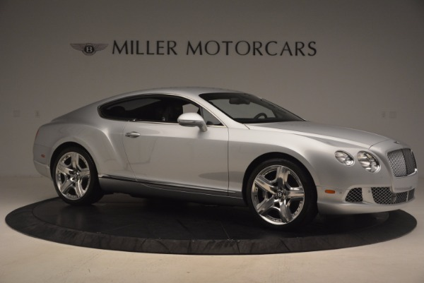 Used 2012 Bentley Continental GT for sale Sold at Rolls-Royce Motor Cars Greenwich in Greenwich CT 06830 10