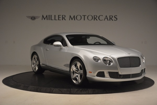 Used 2012 Bentley Continental GT for sale Sold at Rolls-Royce Motor Cars Greenwich in Greenwich CT 06830 11