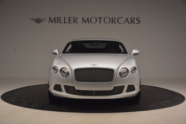 Used 2012 Bentley Continental GT for sale Sold at Rolls-Royce Motor Cars Greenwich in Greenwich CT 06830 12