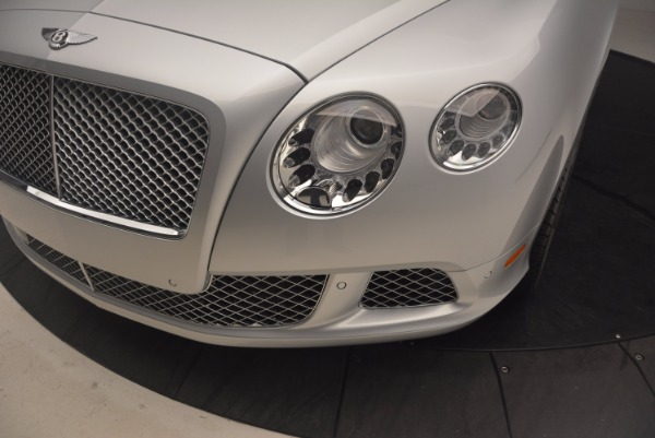 Used 2012 Bentley Continental GT for sale Sold at Rolls-Royce Motor Cars Greenwich in Greenwich CT 06830 14