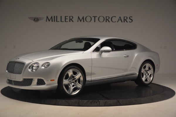 Used 2012 Bentley Continental GT for sale Sold at Rolls-Royce Motor Cars Greenwich in Greenwich CT 06830 2