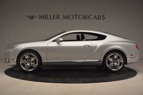 Used 2012 Bentley Continental GT for sale Sold at Rolls-Royce Motor Cars Greenwich in Greenwich CT 06830 3