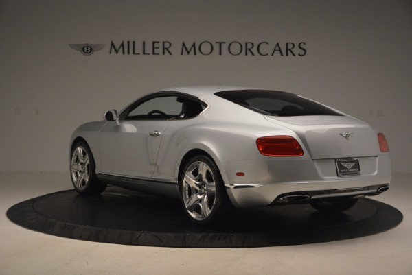Used 2012 Bentley Continental GT for sale Sold at Rolls-Royce Motor Cars Greenwich in Greenwich CT 06830 5