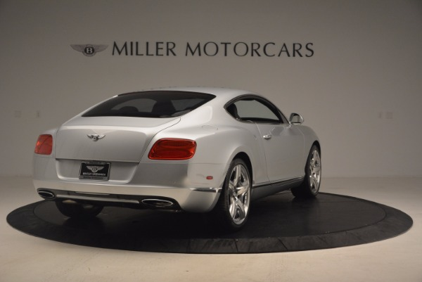 Used 2012 Bentley Continental GT for sale Sold at Rolls-Royce Motor Cars Greenwich in Greenwich CT 06830 7