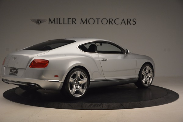 Used 2012 Bentley Continental GT for sale Sold at Rolls-Royce Motor Cars Greenwich in Greenwich CT 06830 8