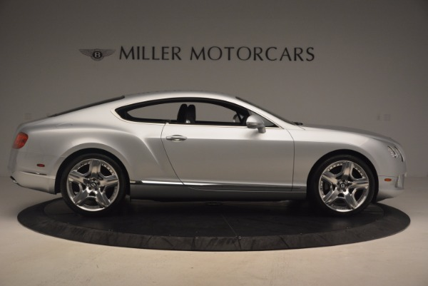 Used 2012 Bentley Continental GT for sale Sold at Rolls-Royce Motor Cars Greenwich in Greenwich CT 06830 9
