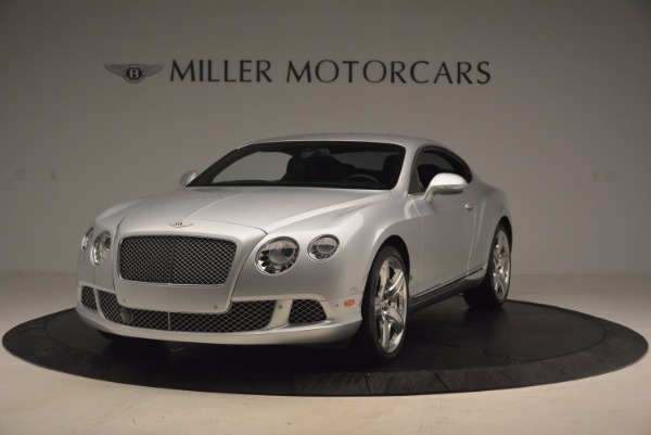 Used 2012 Bentley Continental GT for sale Sold at Rolls-Royce Motor Cars Greenwich in Greenwich CT 06830 1