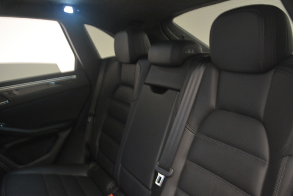 Used 2016 Porsche Macan Turbo for sale Sold at Rolls-Royce Motor Cars Greenwich in Greenwich CT 06830 28