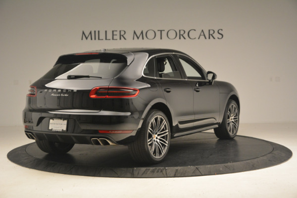 Used 2016 Porsche Macan Turbo for sale Sold at Rolls-Royce Motor Cars Greenwich in Greenwich CT 06830 7