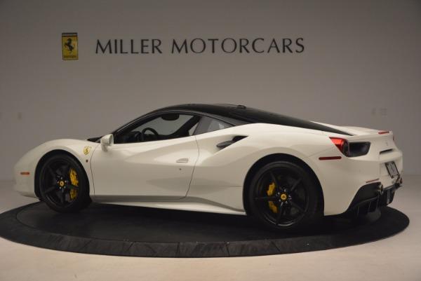 Used 2016 Ferrari 488 GTB for sale Sold at Rolls-Royce Motor Cars Greenwich in Greenwich CT 06830 4
