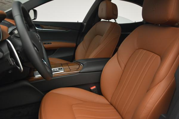 New 2016 Maserati Ghibli S Q4 for sale Sold at Rolls-Royce Motor Cars Greenwich in Greenwich CT 06830 15