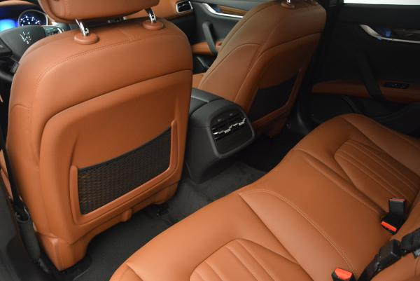 New 2016 Maserati Ghibli S Q4 for sale Sold at Rolls-Royce Motor Cars Greenwich in Greenwich CT 06830 16