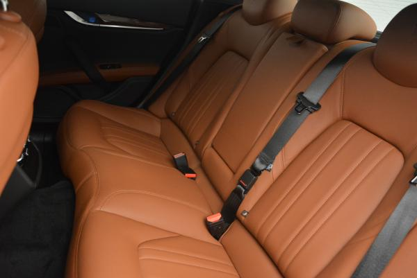 New 2016 Maserati Ghibli S Q4 for sale Sold at Rolls-Royce Motor Cars Greenwich in Greenwich CT 06830 18