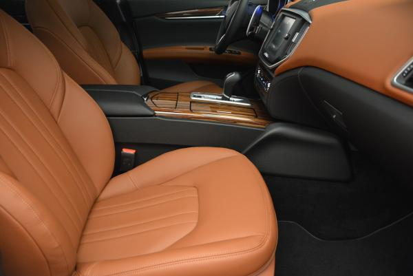 New 2016 Maserati Ghibli S Q4 for sale Sold at Rolls-Royce Motor Cars Greenwich in Greenwich CT 06830 20