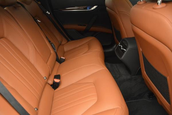 New 2016 Maserati Ghibli S Q4 for sale Sold at Rolls-Royce Motor Cars Greenwich in Greenwich CT 06830 23