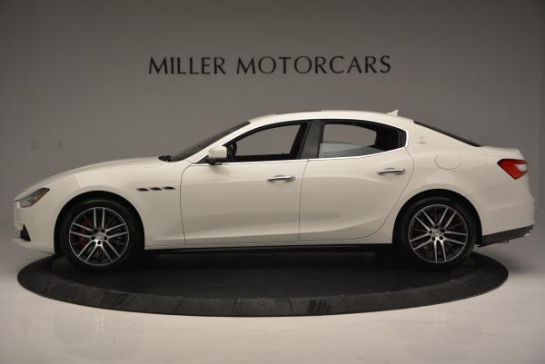 New 2016 Maserati Ghibli S Q4 for sale Sold at Rolls-Royce Motor Cars Greenwich in Greenwich CT 06830 3