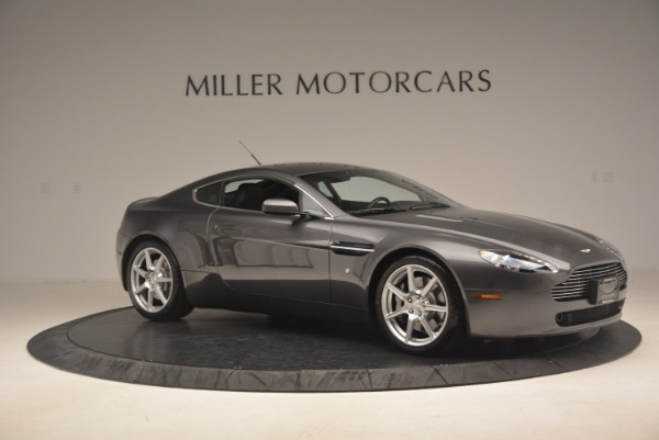 Used 2006 Aston Martin V8 Vantage Coupe for sale Sold at Rolls-Royce Motor Cars Greenwich in Greenwich CT 06830 10
