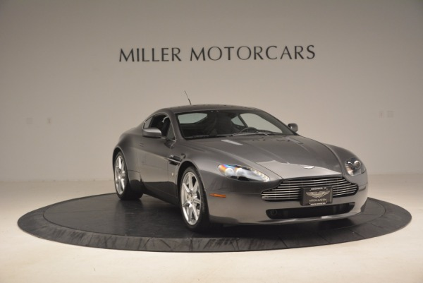 Used 2006 Aston Martin V8 Vantage Coupe for sale Sold at Rolls-Royce Motor Cars Greenwich in Greenwich CT 06830 11