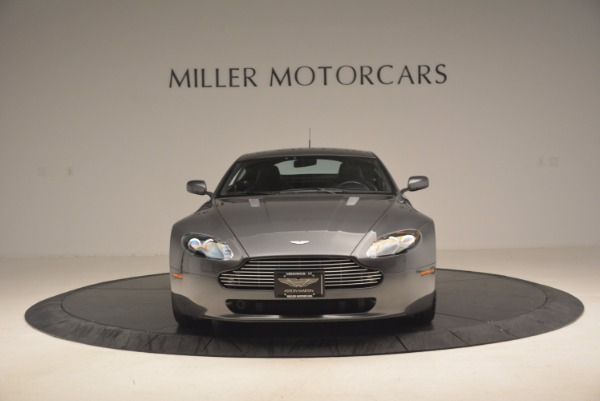 Used 2006 Aston Martin V8 Vantage Coupe for sale Sold at Rolls-Royce Motor Cars Greenwich in Greenwich CT 06830 12