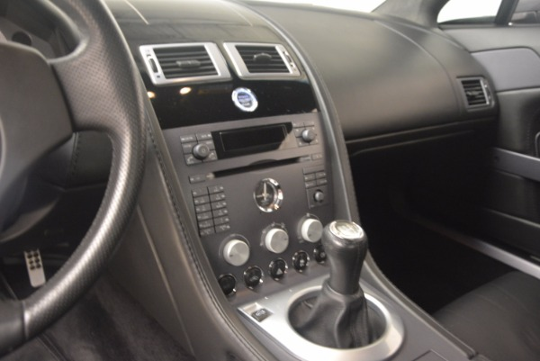 Used 2006 Aston Martin V8 Vantage Coupe for sale Sold at Rolls-Royce Motor Cars Greenwich in Greenwich CT 06830 16