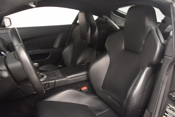 Used 2006 Aston Martin V8 Vantage Coupe for sale Sold at Rolls-Royce Motor Cars Greenwich in Greenwich CT 06830 17
