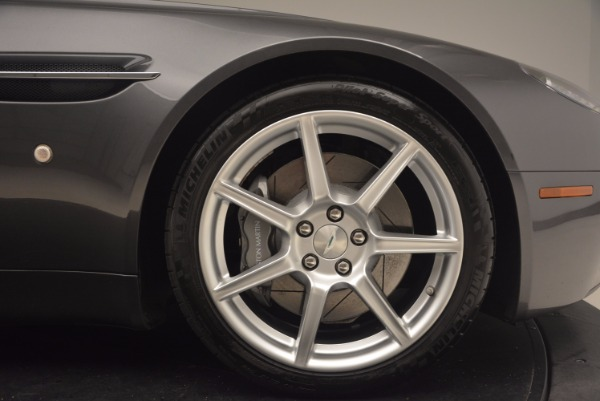 Used 2006 Aston Martin V8 Vantage Coupe for sale Sold at Rolls-Royce Motor Cars Greenwich in Greenwich CT 06830 18