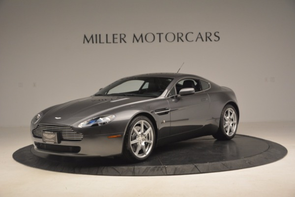 Used 2006 Aston Martin V8 Vantage Coupe for sale Sold at Rolls-Royce Motor Cars Greenwich in Greenwich CT 06830 2