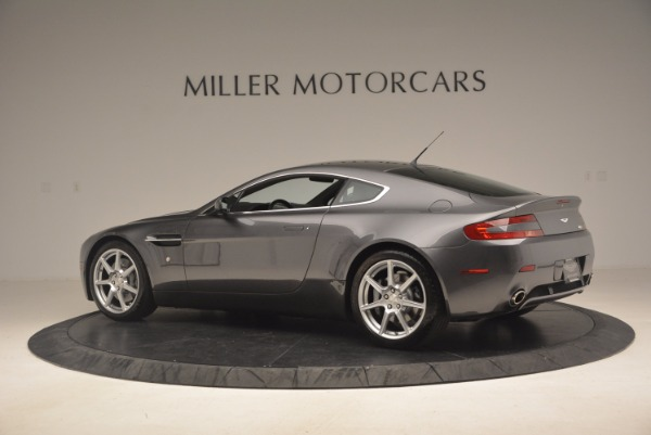Used 2006 Aston Martin V8 Vantage Coupe for sale Sold at Rolls-Royce Motor Cars Greenwich in Greenwich CT 06830 4