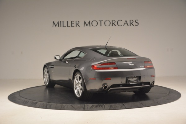 Used 2006 Aston Martin V8 Vantage Coupe for sale Sold at Rolls-Royce Motor Cars Greenwich in Greenwich CT 06830 5