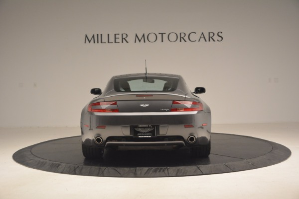 Used 2006 Aston Martin V8 Vantage Coupe for sale Sold at Rolls-Royce Motor Cars Greenwich in Greenwich CT 06830 6