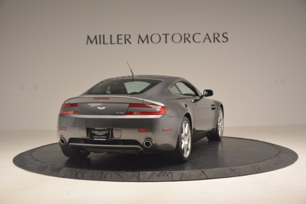 Used 2006 Aston Martin V8 Vantage Coupe for sale Sold at Rolls-Royce Motor Cars Greenwich in Greenwich CT 06830 7