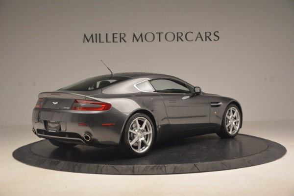 Used 2006 Aston Martin V8 Vantage Coupe for sale Sold at Rolls-Royce Motor Cars Greenwich in Greenwich CT 06830 8
