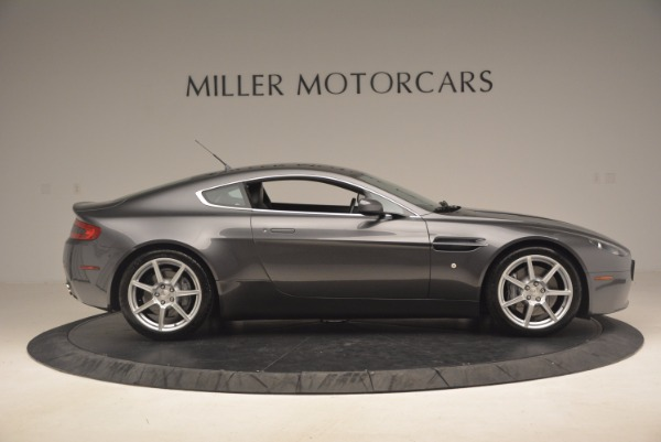 Used 2006 Aston Martin V8 Vantage Coupe for sale Sold at Rolls-Royce Motor Cars Greenwich in Greenwich CT 06830 9