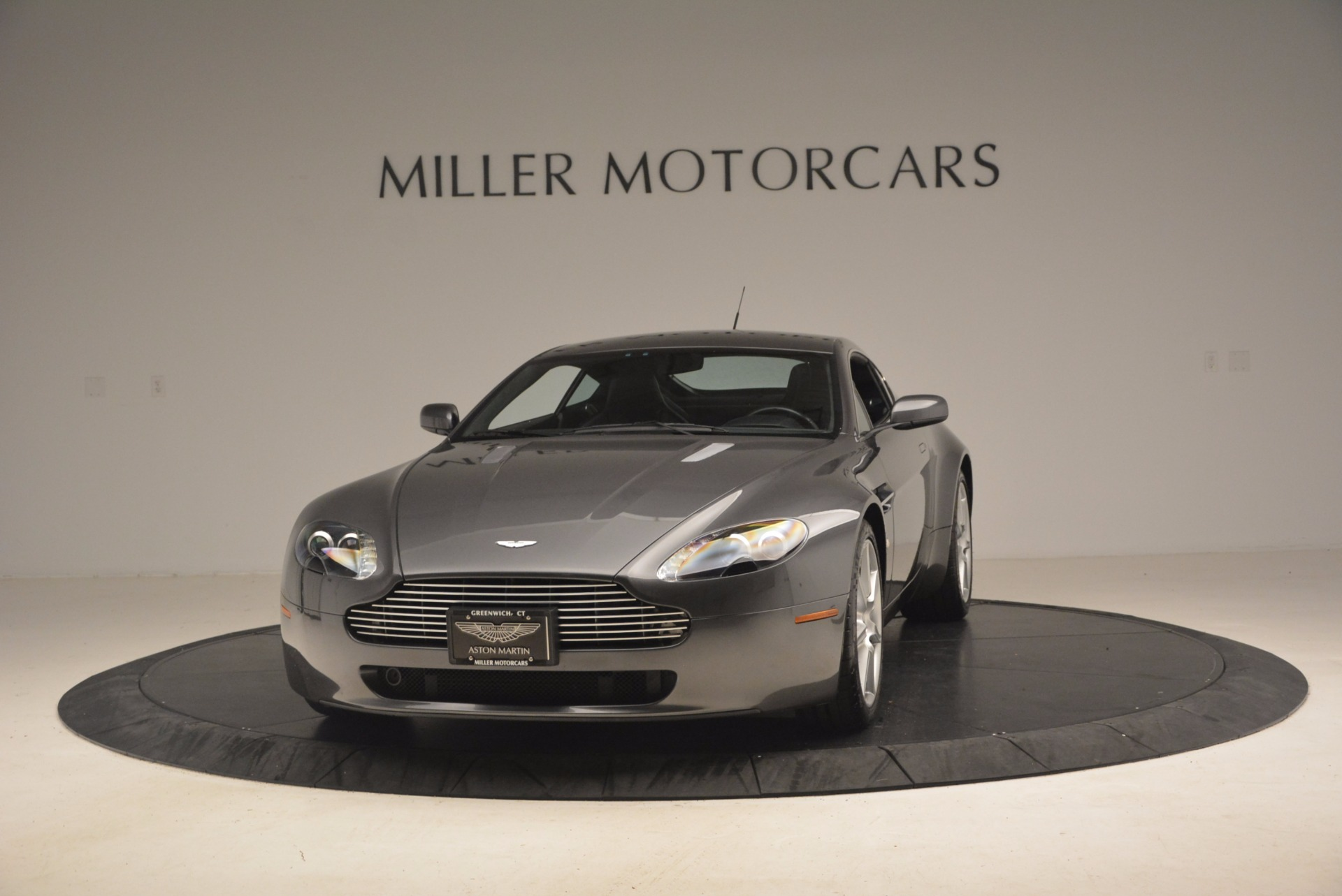 Used 2006 Aston Martin V8 Vantage Coupe for sale Sold at Rolls-Royce Motor Cars Greenwich in Greenwich CT 06830 1