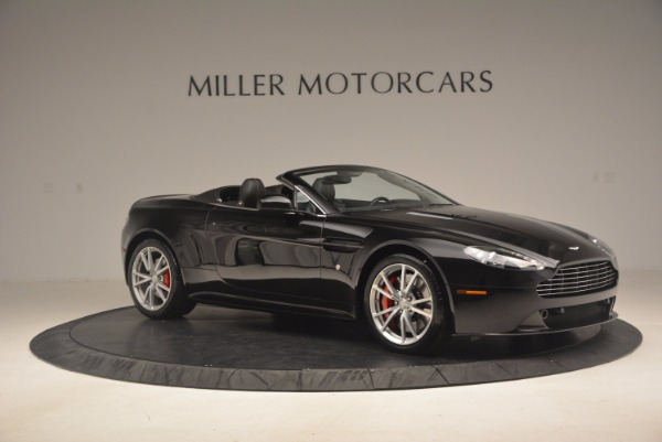 Used 2012 Aston Martin V8 Vantage S Roadster for sale Sold at Rolls-Royce Motor Cars Greenwich in Greenwich CT 06830 10
