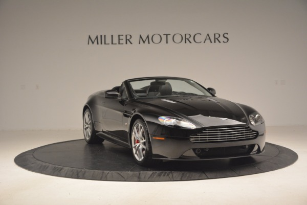 Used 2012 Aston Martin V8 Vantage S Roadster for sale Sold at Rolls-Royce Motor Cars Greenwich in Greenwich CT 06830 11