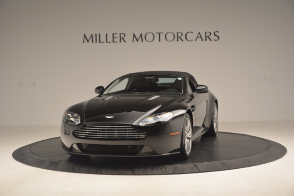 Used 2012 Aston Martin V8 Vantage S Roadster for sale Sold at Rolls-Royce Motor Cars Greenwich in Greenwich CT 06830 13