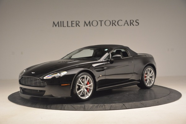 Used 2012 Aston Martin V8 Vantage S Roadster for sale Sold at Rolls-Royce Motor Cars Greenwich in Greenwich CT 06830 14
