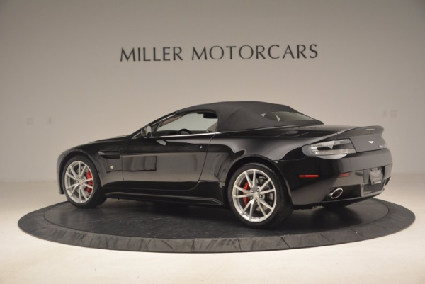 Used 2012 Aston Martin V8 Vantage S Roadster for sale Sold at Rolls-Royce Motor Cars Greenwich in Greenwich CT 06830 16