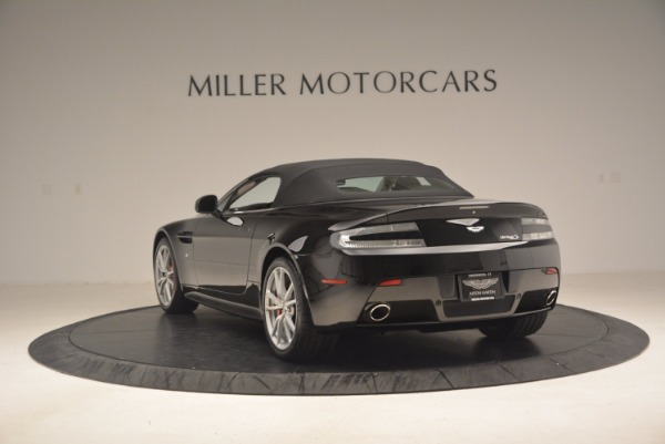 Used 2012 Aston Martin V8 Vantage S Roadster for sale Sold at Rolls-Royce Motor Cars Greenwich in Greenwich CT 06830 17