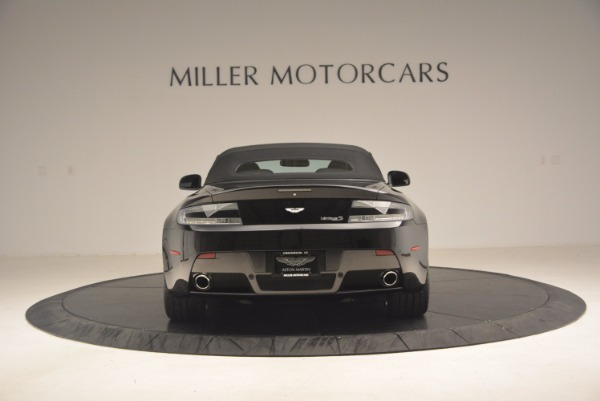 Used 2012 Aston Martin V8 Vantage S Roadster for sale Sold at Rolls-Royce Motor Cars Greenwich in Greenwich CT 06830 18