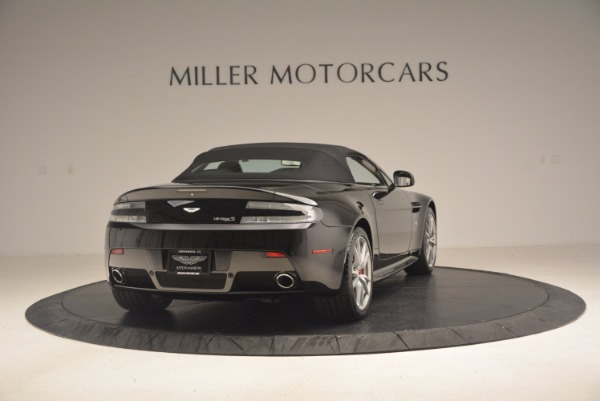 Used 2012 Aston Martin V8 Vantage S Roadster for sale Sold at Rolls-Royce Motor Cars Greenwich in Greenwich CT 06830 19
